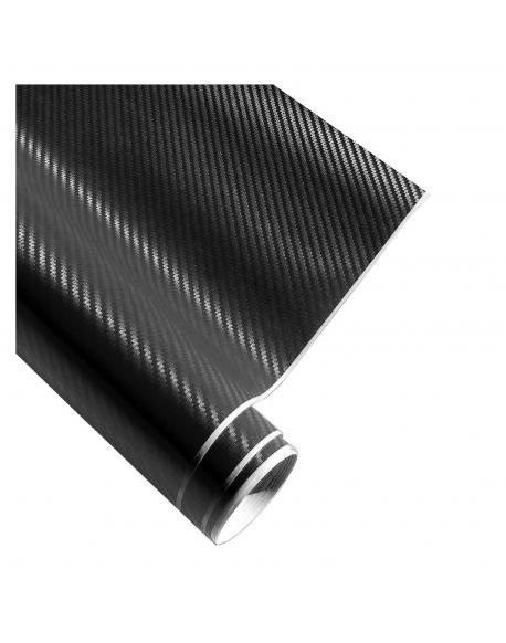 4CARS Fólie 3D CARBON Černá 1.52x30m