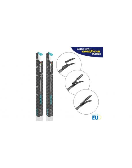 VISEE replacement of original wiper blades SV-F 550/550