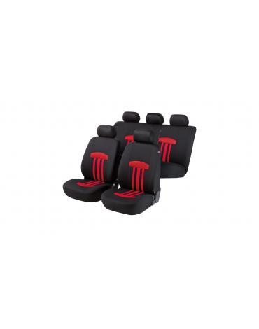 Walser autopoťahy Kent - červeno čierne