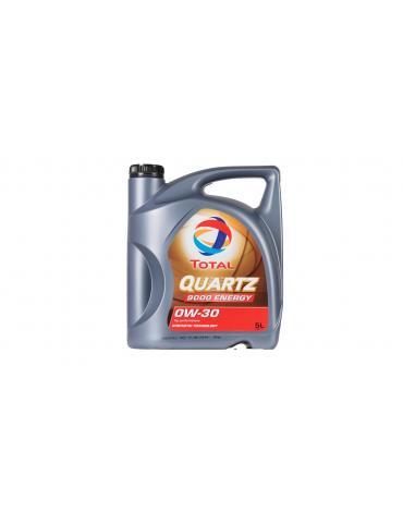 Total 0w-30 Quartz Energy 9000 5L (151522)