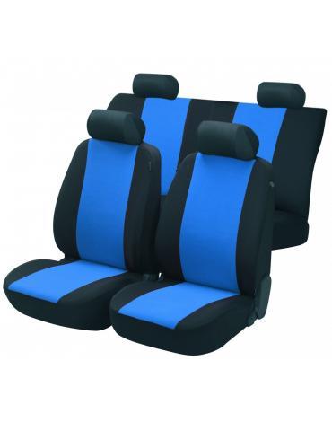 Walser autopotahy Flash - modro černé