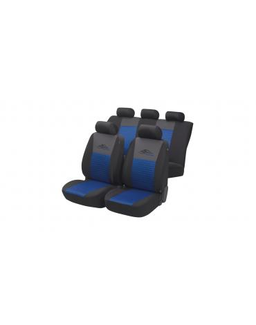 Walser Car Seat Cover Racing blue